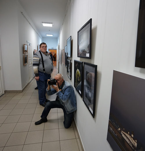 """Фотоотчет об открытии Республиканской выставки """"Онежская палитра 2018"""""""