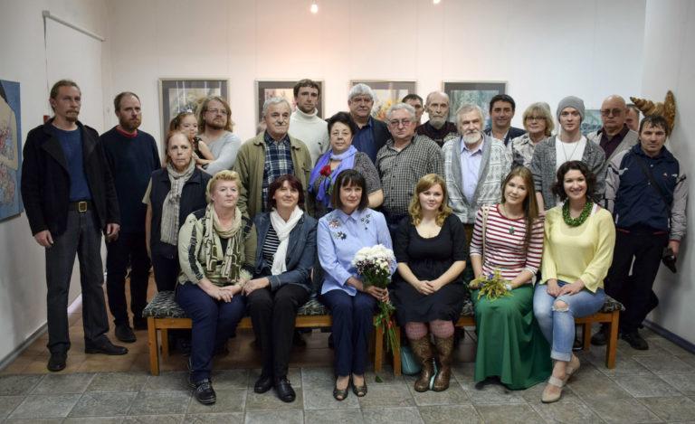 егиональное отделение Общероссийской общественной организации «Творческий союз художников России» по Республике Карелия