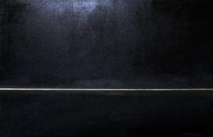 Гауфлер Алексей Линия 2019г.124х83см. холст,акрил. Посвящено 75-летию Великой победе